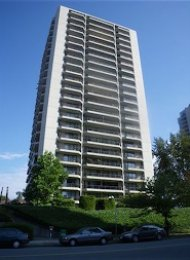 Brent Gardens 2 Bedroom Unfurnished Apartment For Rent in Burnaby. 1706 - 4353 Halifax Street, Burnaby, BC, Canada.