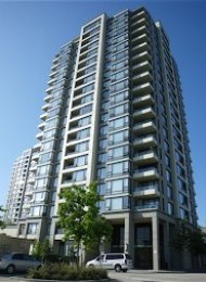 Tandem Unfurnished 2 Bedroom Apartment For Rent in Brentwood, Burnaby. 908 - 4178 Dawson Street, Burnaby, BC, Canada.
