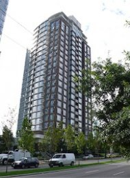 Aqua at the Park Luxury Unfurnished Apartment For Rent in Yaletown. 305 - 550 Pacific Street, Vancouver, BC, Canada.