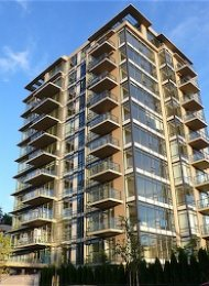 2 Bedroom Luxury Apartment Rental at Avedon in South Granville. 805 - 1468 West 14th Avenue, Vancouver, BC, Canada.