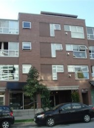 Stephens Court 1 Bedroom Unfurnished Apartment For Rent in Kitsilano. 301 - 2025 Stephens Street, Vancouver, BC, Canada.