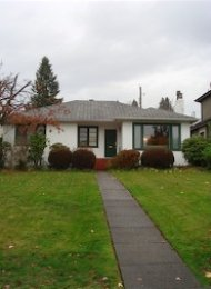 Unfurnished 5 Bedroom House For Rent on Vancouver's Westside. 1865 West 62nd Avenue, Vancouver, BC, Canada.