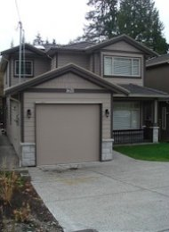 Unfurnished 2 Bedroom Basement Suite For Rent in Lynn Valley North Van. 1621 Dempsey Road, North Vancouver, BC, Canada.