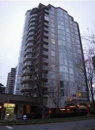 The Ellington 1 Bedroom Apartment For Rent in Vancouver's West End. 1702 - 1010 Burnaby Street, Vancouver, BC, Canada.