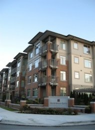 Meridian Gate Unfurnished 2 Bedroom Apartment For Rent in Richmond. 331 - 9288 Odlin Road, Richmond, BC, Canada.