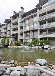 Unfurnished 1 Bedroom & Den Apartment For Rent at Seasons in Roche Point, North Vancouver. 221 - 580 Raven Woods Drive, North Vancouver, BC, Canada.