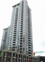 Unfurnished 1 Bedroom Apartment Rental at Yaletown Park in Vancouver. 1005 - 928 Homer Street, Vancouver, BC, Canada.