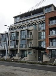 Exchange Studio For Rent at the Olympic Village on Vancouver's Westside. 201 - 388 West 1st Avenue, Vancouver, BC, Canada.