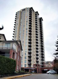 City Club on the Park 2 Bedroom Apartment For Rent in Highgate Burnaby. 1702 - 7077 Beresford, Burnaby, BC, Canada.