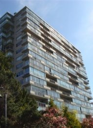Seastrand Unfurnished Studio For Rent in Dundarave West Vancouver. 302 - 150 24th Street, West Vancouver, BC, Canada.