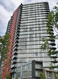 Furnished Luxury Apartment Rental at The Mariner in Yaletown Vancouver. 501 - 918 Cooperage Way, Vancouver, BC, Canada.