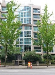 Governors Villas Unfurnished Apartment For Rent in Yaletown Vancouver. 706 - 1338 Homer Street, Vancouver, BC, Canada.