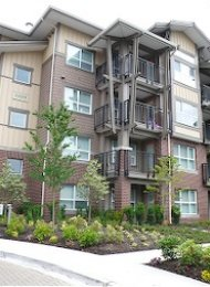 Macpherson Walk 1 Bedroom Apartment For Rent in Metrotown. 111 - 5889 Irmin Street, Burnaby, BC, Canada.