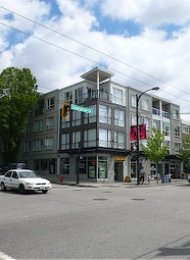 City View Terraces Apartment For Rent on Commercial Drive in East Van. 307 - 1718 Venables, Vancouver, BC, Canada.
