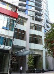 Atelier 1 Bedroom Unfurnished Apartment For Rent in Downtown Vancouver. 2208 - 833 Homer Street, Vancouver, BC, Canada.