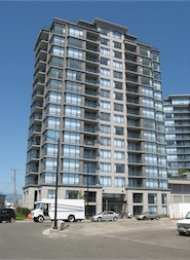 Wall Centre 1 Bedroom Apartment For Rent in Richmond West Cambie. 504 - 3333 Corvette Way, Richmond, BC, Canada.