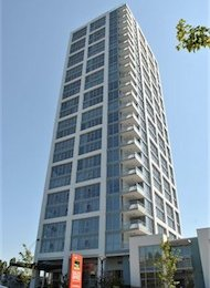 Unfurnished 2 Bed Apartment Rental in Brentwood Burnaby at Motif at Citi. 2202 - 4400 Buchanan Street, Burnaby, BC, Canada.