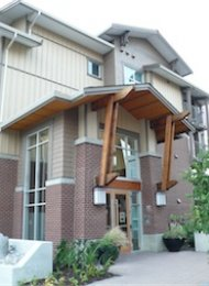 Macpherson Walk Unfurnished 1 Bedroom Apartment For Rent in Metrotown. 408 - 5885 Irmin Street, Burnaby, BC, Canada.