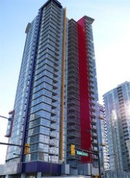 Unfurnished 1 Bedroom & Solarium Apartment For Rent at Spectrum in Vancouver. 2109 - 602 Citadel Parade, Vancouver, BC, Canada.