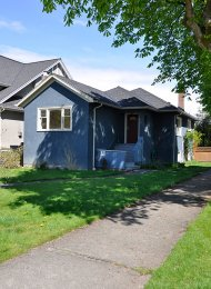 Unfurnished 3 Bedroom House Rental in Kitsilano, Westside Vancouver. 2990 Waterloo Street, Vancouver, BC, Canada.