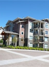 Unfurnished 1 Bedroom Apartment For Rent in Metrotown at Macpherson Walk. 412 - 5775 Irmin Street, Burnaby, BC, Canada.
