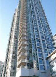 Unfurnished Apartment Rental at Aquarius in Yaletown Vancouver. 3507 - 1199 Marinaside Crescent, Vancouver, BC, Canada.