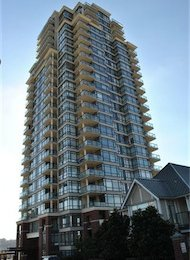 Marquis Grande 2 Bedroom Unfurnished Sub Penthouse For Rent in Burnaby. 2602 - 4132 Halifax Street, Burnaby, BC, Canada.