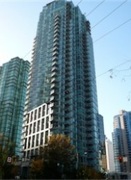 The Classico Luxury 2 Bedroom Apartment For Rent in Coal Harbour Vancouver. 2502 - 1328 West Pender Street, Vancouver, BC, Canada.