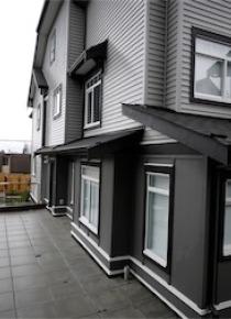 Kingsgate Gardens 1 Bedroom Townhouse Rental in Edmonds Burnaby. 63 - 7428 14th Avenue, Burnaby, BC, Canada.