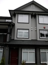 1 Bedroom Unfurnished Townhouse For Rent at Kingsgate Gardens in Burnaby. 62 - 7428 14th Avenue, Burnaby, BC, Canada.