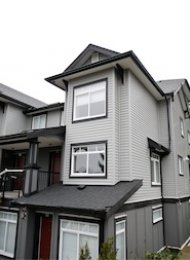 Kingsgate Gardens 2 Bedroom Townhouse Rental in Burnaby. 76 - 7428 14th Ave, Burnaby, BC, Canada.