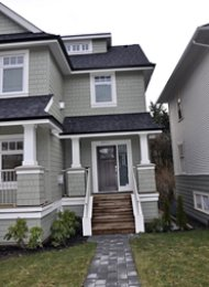 2 Bedroom Townhouse For Rent in Mount Pleasant in East Vancouver. 2971 Ontario Street, Vancouver, BC, Canada.