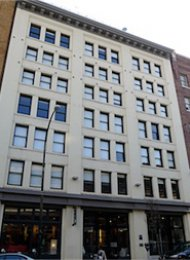 Bowman Lofts Unfurnished Loft For Rent in Downtown Vancouver. 904 - 528 Beatty Street, Vancouver, BC, Canada.