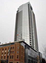 Patina 1 Bedroom Apartment For Rent in Vancouver's West End. 907 - 1028 Barclay Street, Vancouver, BC, Canada.