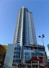 Unfurnished Apartment Rental at Capitol Residences in Downtown Vancouver. 2810 - 833 Seymour Street, Vancouver, BC, Canada.