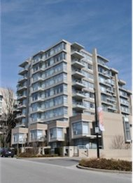 SFU Unfurnished 2 Bedroom Apartment For Rent in Burnaby at Aurora. 1102 - 9266 University Crescent, Burnaby, BC, Canada.
