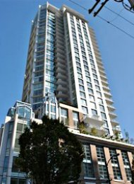 Dolce Unfurnished 2 Bedroom Apartment Rental in Downtown Vancouver. 2203 - 535 Smithe Street, Vancouver, BC, Canada.