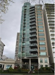 Sylvia Luxury 2 Bedroom Apartment For Rent in Vancouver's West End. 11 - 1861 Beach Avenue, Vancouver, BC, Canada.