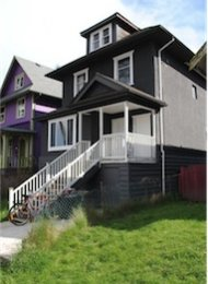 East Vancouver 2 Bedroom Half Duplex For Rent in Mount Pleasant East. 474 East 12th Avenue, Vancouver, BC, Canada.