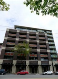 Ginger 1 Bedroom Unfurnished Apartment Rental in Chinatown Vancouver. 311 - 718 Main Street, Vancouver, BC, Canada.