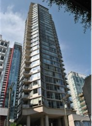 Palladio 2 Bedroom Luxury Unfurnished Apartment For Rent in Coal Harbour. 1401 - 1228 West Hastings Street, Vancouver, BC, Canada.