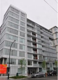 Pinnacle Living False Creek Unfurnished Apartment For Rent in Westside Vancouver. 906 - 1887 Crowe Street, Vancouver, BC, Canada.