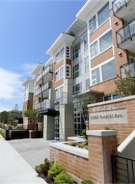 Unfurnished 2 Bedroom Apartment Rental in Richmond at Cambridge Park. 110 - 9399 Tomicki Avenue, Richmond, BC, Canada.