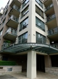 The Yorkville 1 Bedroom Unfurnished Apartment For Rent in Kitsilano. 302 - 1888 York Street, Vancouver, BC, Canada.