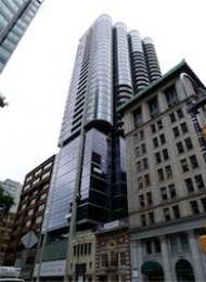 Jameson House Luxury Apartment Rental in Coal Harbour Vancouver. 1507 - 838 West Hastings Street, Vancouver, BC, Canada.