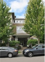 Reflections 2 Bedroom Unfurnished Luxury Apartment Rental at UBC. 402 - 6279 Eagles Drive, Vancouver, BC, Canada.