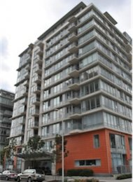 Foundry 2 Bedroom Unfurnished Apartment For Rent on Vancouver's Westside. 1506 - 1833 Crowe Street, Vancouver, BC, Canada.