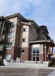 Metrotown Unfurnished 1 Bedroom Apartment Rental at Macpherson Walk. 406 - 5665 Irmin Street, Burnaby, BC, Canada.