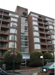 Anchor Point 1 Bedroom Apartment Rental in Downtown Vancouver. 414 - 1333 Hornby Street, Vancouver, BC, Canada.