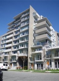 Luxury 2 Bedroom Apartment Rental on 2 Levels at Camera in Fairview. 101 - 1675 West 8th Avenue, Vancouver, BC, Canada.